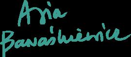 Joanna Banaśkiewicz Podpis